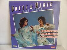 DONNY & MARIE Deep purple SUPER 2391 220