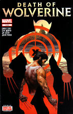 DEATH OF WOLVERINE #1 (of 4) New Bagged