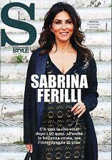 Style.Il Giornale.Sabrina Ferilli,Euridice Axen,Melody Gardot,M.Allegri,iii