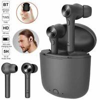 Bluedio Hi Wireless Earbuds Bluetooth Earphone stereo Sport In Ear Dual headset