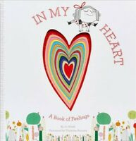 In My Heart : A Book of Feelings, School And Library by Witek, Jo; Roussey, C...