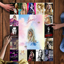500 Pcs Wooden Jigsaw Puzzle Taylor Swift Large Puzzle Adult Game Toy Gift