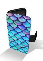 Bubble Design Wallet Leather Phone Case Cover