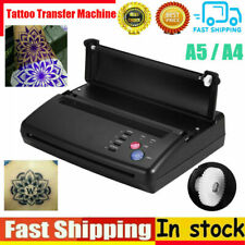 New Tattoo Transfer Copier Printer Machine Thermal Stencil Printer EU/US KL