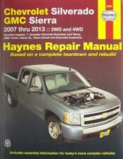 Haynes CHEVROLET TAHOE (07-13) LT LS LTZ Owners Service Workshop Manual Handbook