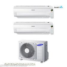 Condizionatore Dual Split Samsung Inverter AR5500M Smart WiFi 9000+12000 AJ050FC
