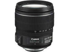 CANON EF-S15-85mm F3.5-5.6 IS USM Lens Japan Ver. New / FREE-SHIPPING