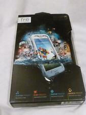 LifeProof fre Waterproof Phone Case For Samsung Galaxy S4 white/gray