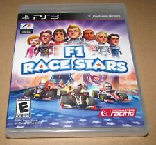 F1 Race Stars (Sony PlayStation 3) Brand New / Fast Shipping