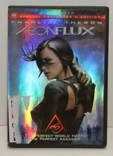 Charlize Theron Aeon Flux Dvd special collectors edition widescreen