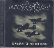 INVASION-ORCHESTRATED KILL MANEUVER-CD-sadus-merciless-afterlife-termination