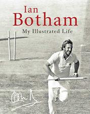 Botham: My Life Illustrated, Ian Botham   Hardcover Book   Acceptable   97818440