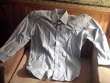 Mens HUGO BOSS   Striped Dress Shirt 16 34/35