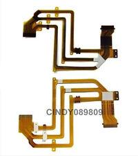 2 PCS LCD Flex Cable For SONY HDR-HC5E HC7E HC9E SR10E SR210E SR220E