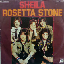 "7"" 1978 TEENIE POP ! ROSETTA STONE : Sheila // VG+ \"