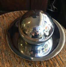 Vintage 30s Art Deco - RUSSEL WRIGHT - Chase Cocktail Ball Toothpick Holder Tray