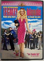 Legally Blonde (DVD, 2001) Special Edition
