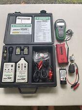 Greenlee 201100521 Finder Circuit Seeker Used Once Free Bonus Testers