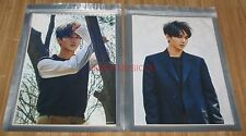 YESUNG Here I Am SUPER JUNIOR SMTOWN COEX Artium SUM OFFICIAL GOODS A4 PHOTO A+B