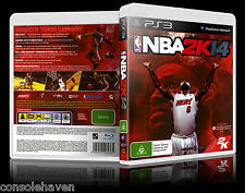 (PS3) NBA 2K14 / 2014 (G) (Sports: Basketball) Guaranteed, Tested, Australian