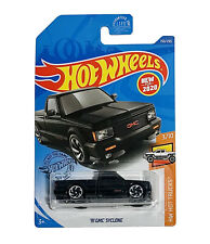 Hot Wheels 2020 HW Hot Trucks '91 GMC SYCLONE 1:64 Scale Truck Black 150/250 NEW