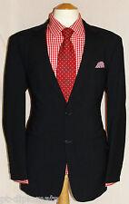 """Para Hombre Marks & Spencer Azul Índigo Lujo Diseñador Traje Reino Unido 40M W34"""" XL31"""""""