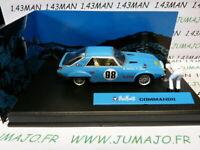 MV11R voiture altaya IXO 1/43 diorama BD MICHEL VAILLANT Vaillante Commando N°11