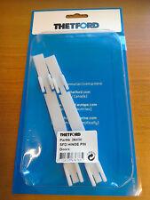Caravan or Motorhome Thetford Service Door SFD nylon Hinge pivot Pins 26430 HP7