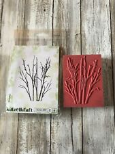 Katzelkraft  (Made In France) Branches Mounted Stamp'