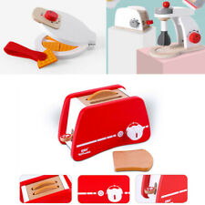 Kids Role Play Children Learning Toys - Food & Kitchen Sets Wooden Toys