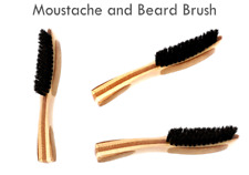 Moustache and Beard Brush.