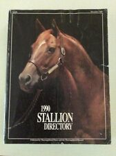 1990 THOROUGHBRED TIMES STALLION DIRECTORY