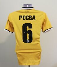 Paul Pogba #6 Juventus Nike Away Football Shirt Jersey 2013-2014 (L)