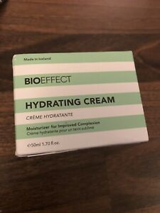 BIOEFFECT HYDRATING CREAM MOISTURE FOR IMPROVED COMPLEXION 50ML