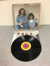David Crosby & Graham Nash LP 1976 Whistling Down the Wire  vinyl ABCD- 956