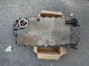 OEM Volvo 850 S70 C70 V70 Oil Pan + Drain Plug 1271604 1993-2000  No oil cooler
