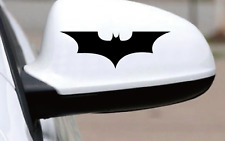 Batman Auto Aufkleber Autospiegel 2 Stück