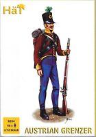 HäT/HaT Napoleonic Wars Austrian Grenzer Infantry 1/72 Scale 25mm