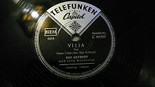"""10239# Ray Anthony Stardust Vilia  78rpm 10"""" Tolle Schellack"""