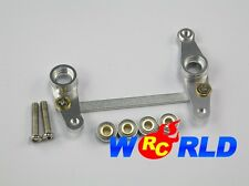 ALLOY BEARING STEERING ASSEMBLY S TAMIYA 1/10 TA01 TA02 TA 01 02 FRONT KNUCKLE