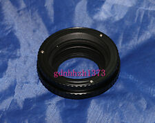 M52 Lens to M42 Adjustable Focusing Helicoid adapter 12~17mm Brass inner core
