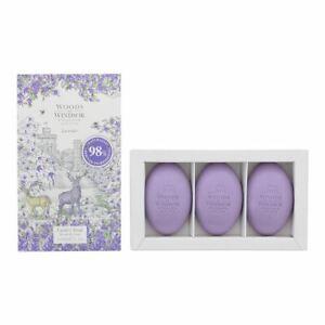 Woods Of Windsor Lavender Soap 3 X 60g Women