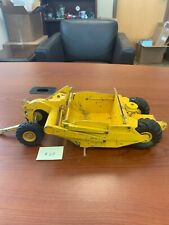 Reuhl Number 70 Caterpillar Scraper Diecast Model 1/24 Scale Rare!