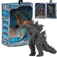 "NECA - Godzilla King Of Monster 12"" Head-to-Tail Action Figure 2019 Godzilla Toy"