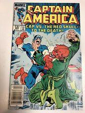 Captain America (1984) # 300 (NM) Canadian Price Variant CPV...classic Skull !!