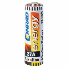 Conrad Energy 650639 High Volt Alkaline Battery Type 27A 12V x1