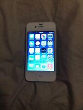 Apple iPhone 4 - 8GB - White (Unlocked) A1349 (CDMA)