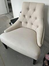 Statement armchair