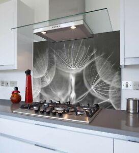 Printed Kitchen Glass Splashback - Toughened & Heat Resistant Cooker Panel 1137