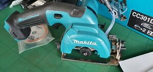 Makita CC301DZ 12V Tile Cutter kit DWAE in Box with 2x 2.0Ah batteries